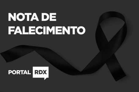Falecimento de Sandra Aparecida dos Santos Maciel