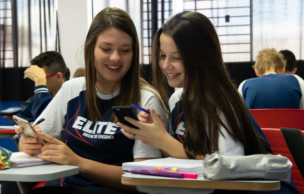 Elite Rede de Ensino realiza projeto preparatório para vestibular seriado da UEPG