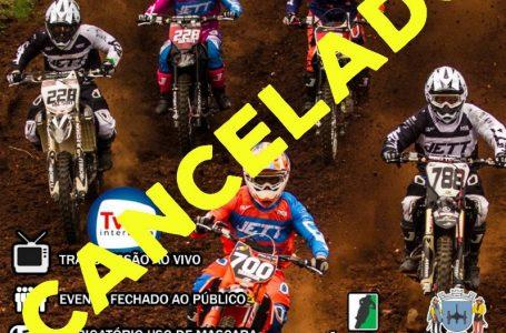 Abertura do Brasileiro de Velocross na Lapa (PR) é cancelada