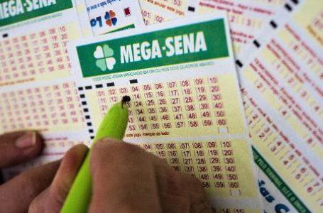 Apostador de União da Vitória está entre os ganhadores da quina da Mega-Sena e fatura mais de R$ 56 mil