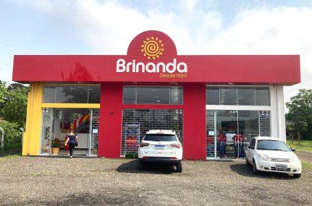 Com 30 anos de história, Brinanda inaugura segunda loja em São Mateus do Sul