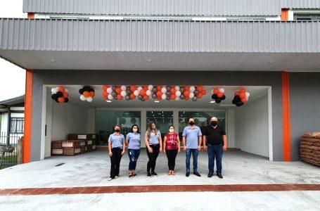 Herbert reinaugura nova loja em São Mateus do Sul