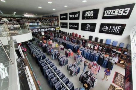 Lojão do Queima amplia loja de São Mateus do Sul
