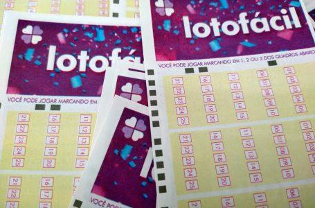 Aposta de Porto União leva mais de R$ 810 mil na Lotofácil