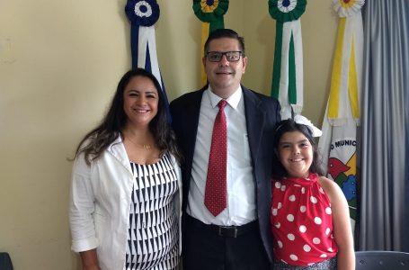 Enéas pede licença e Aramis Mayer assume seu lugar na Câmara de Vereadores de São Mateus do Sul