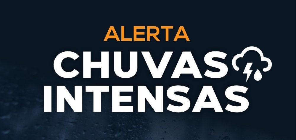 Prefeitura emite alerta sobre o volume de chuvas em São João do Triunfo