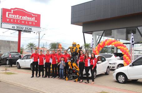 Centralsul Veículos reinaugura novo espaço em São Mateus do Sul