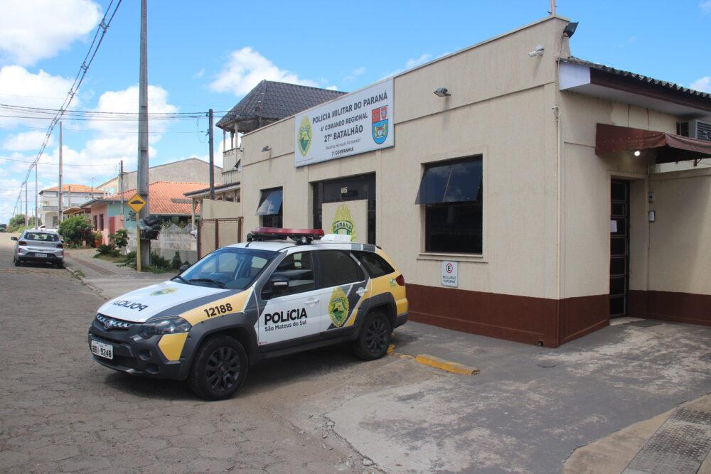 Após homem furtar dinheiro para comprar drogas, PM é acionada no bairro São Joaquim