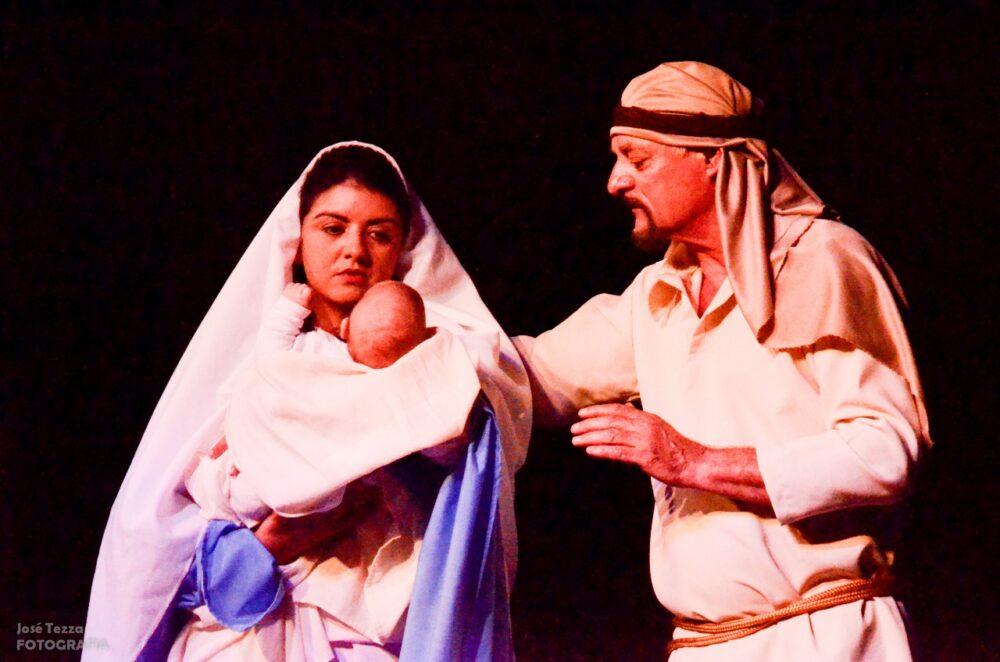 Espetáculo do teatro da Paixão de Cristo poderá ser transmitido por live ou cine drive-in