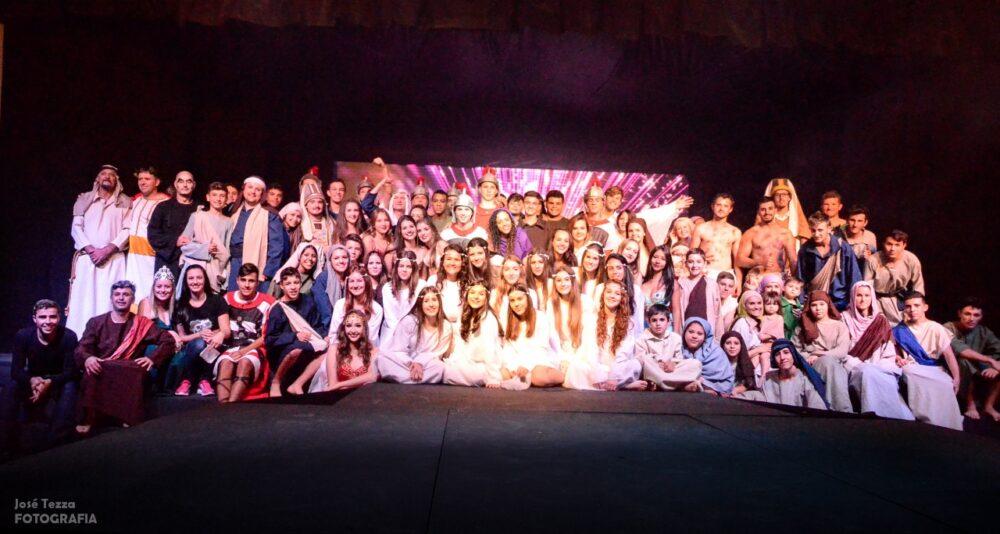 Teatro da Paixão de Cristo drive-in acontece nesta sexta-feira e sábado