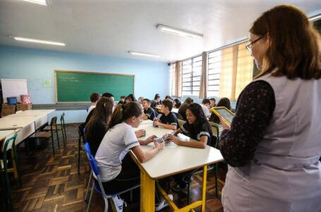 Resultado do PSS para contratar 4 mil professores no Paraná é divulgado