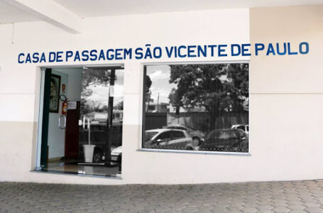 Casa de Passagem está temporariamente fechada após funcionária estar com suspeita de covid-19