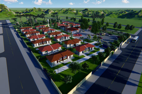 Governo começa a construir condomínios de idosos de Prudentópolis e Irati