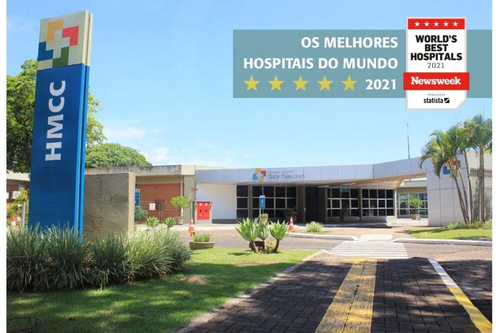 Revista Newsweek aponta Hospital de Foz do Iguaçu como o melhor do Paraná e o 3º do Sul do Brasil