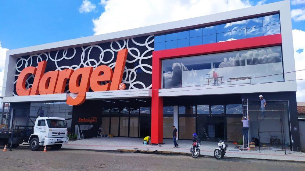 Clargel fará inauguração simbólica, sem a presença de público, nesta semana em São Mateus do Sul