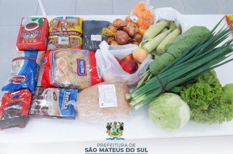 Secretaria Municipal de Educação repassa calendário de distribuição dos kits de merenda escolar