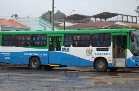 Viação Santa Rita divulga novos horários de ônibus após o decreto