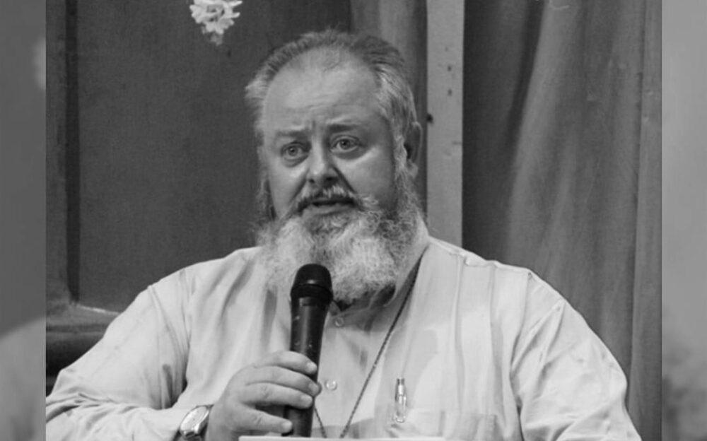 Diocese confirma o falecimento de Padre Silvano