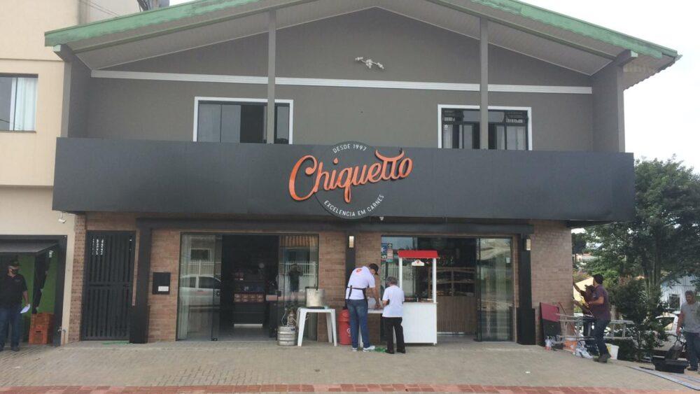 Açougue Chiquetto reinaugura com novo espaço e nova marca
