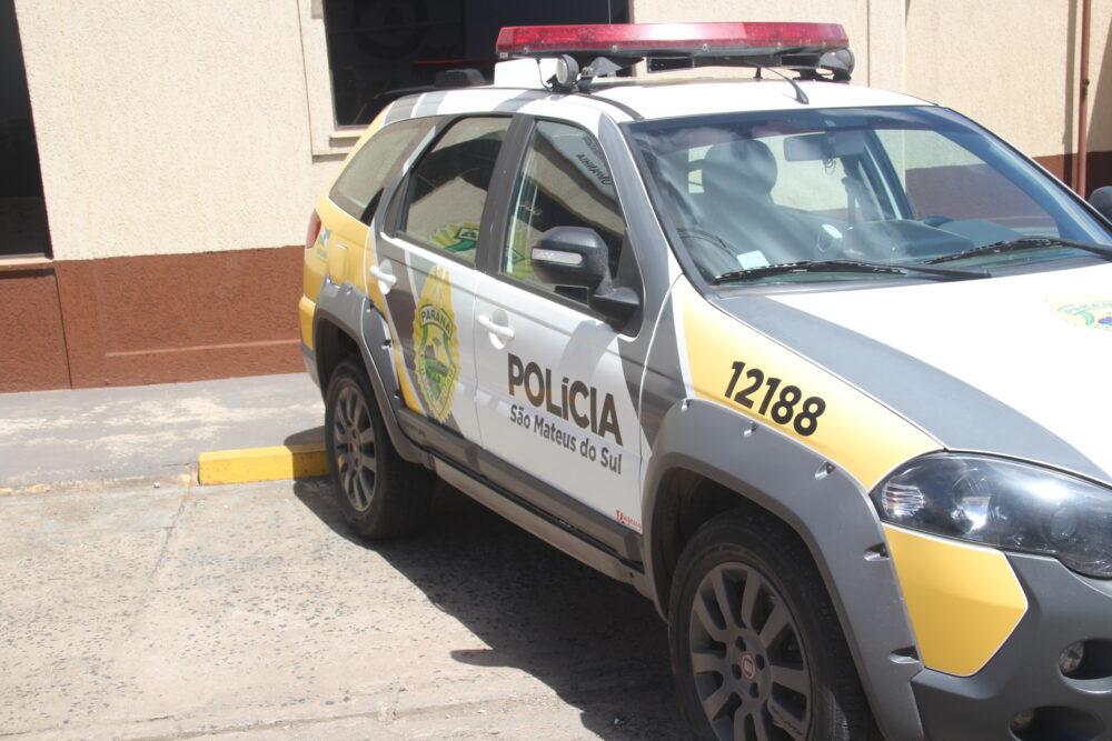 Polícia Militar flagra adolescente dirigindo na Vila Bom Jesus