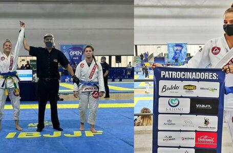 São-mateuense se consagra campeã internacional de Jiu-jitsu em campeonato no RJ