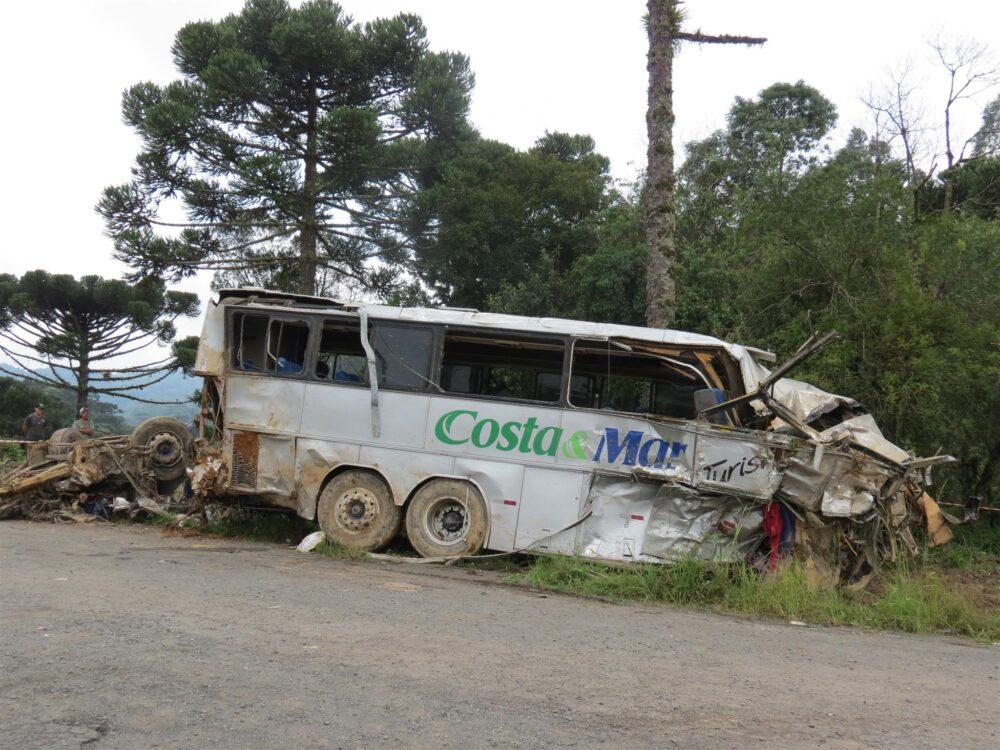 Acidente na serra Dona Francisca completou seis anos no domingo