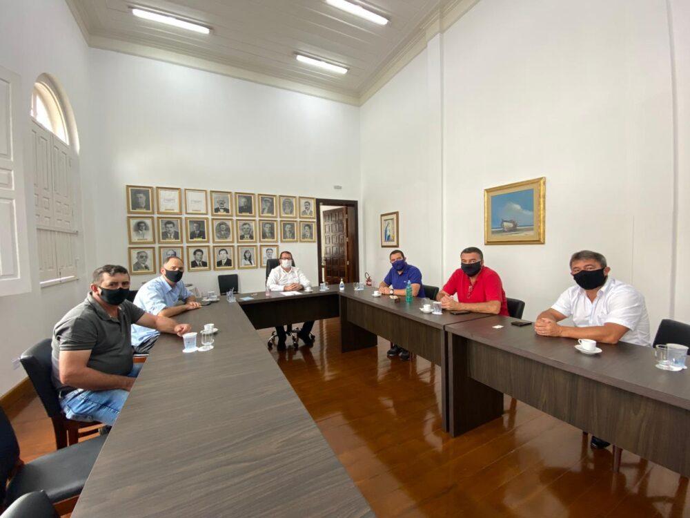 São João do Triunfo e Lapa são parceiras em projeto de construção de ponte que liga os municípios