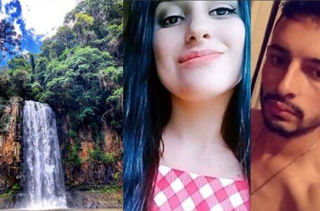 Jovens morrem afogados em cachoeira de Irati