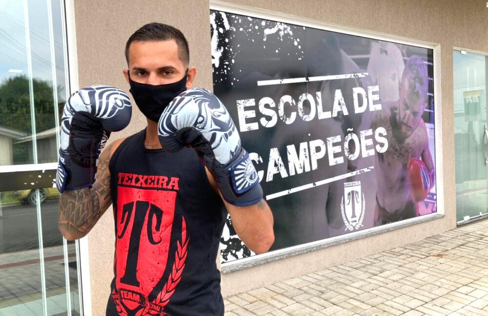 Academia Teixeira Team inaugura em São Mateus do Sul com aulas de Kickboxing e Muay Thai