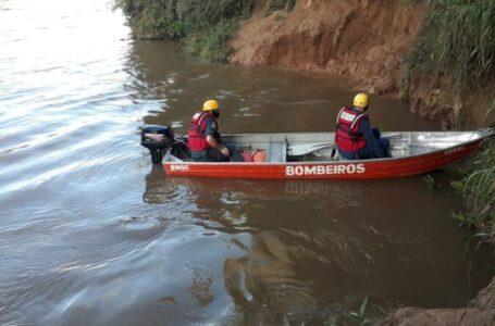 Bombeiros procuram corpo de menino que desapareceu no Rio Negro