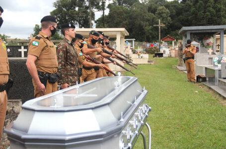 Vídeo: Polícia Militar realiza solenidade em homenagem ao falecimento do Sub De Paula