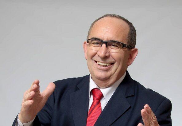 Delegado e deputado estadual Rubens Recalcatti morre aos 72 anos