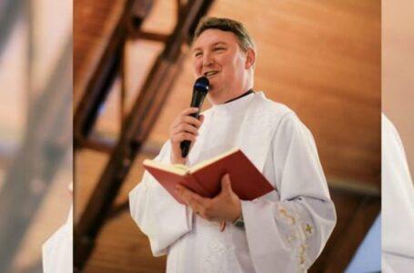 Padre Sidnei Reitz é nomeado novo pároco da Catedral Sagrado Coração de Jesus em União da Vitória