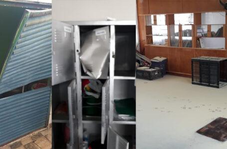CMEI's de São Mateus do Sul são alvos de furto e vandalismo