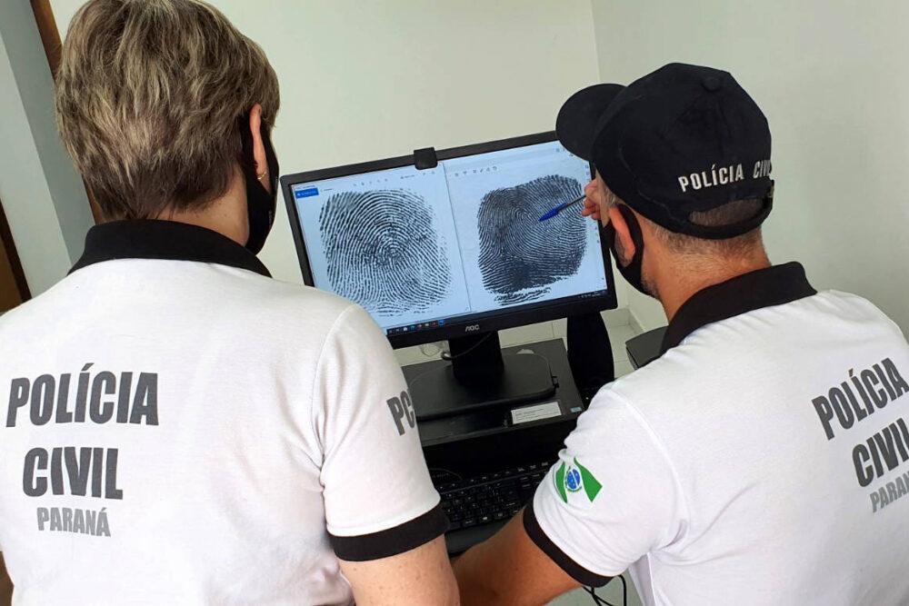 Polícia Civil do PR implanta sistema online que acelera identificação por impressões digitais