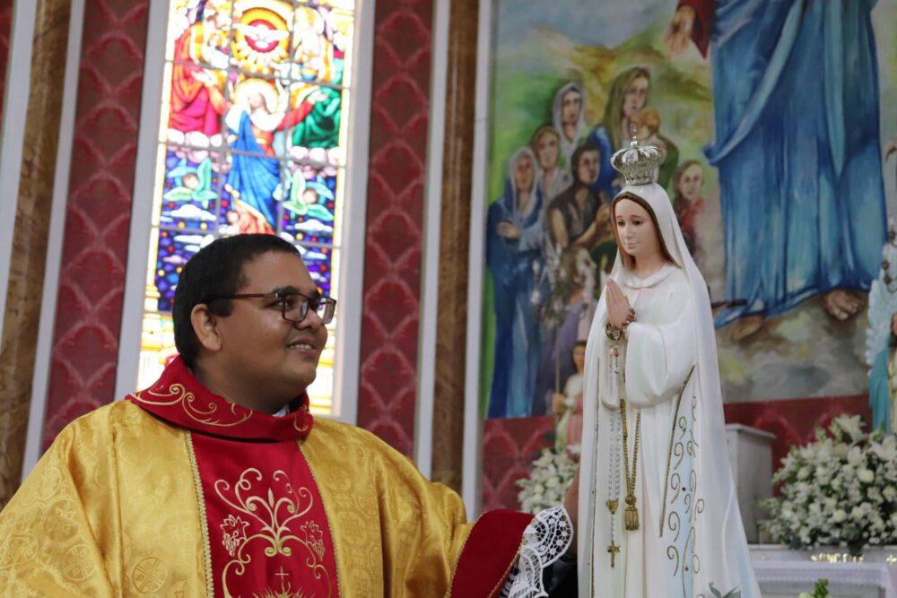 Damião é ordenado padre em São Mateus do Sul
