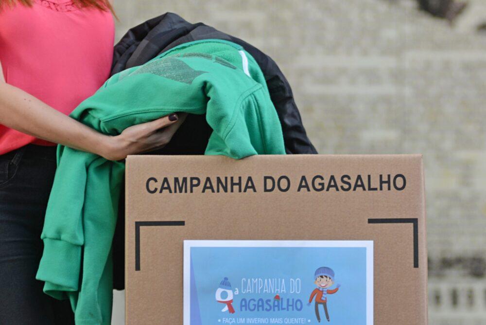 Saiba em que lugar doar agasalhos em São Mateus do Sul em campanha de inverno
