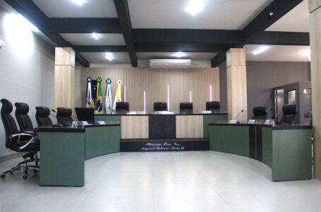 Câmara de São Mateus do Sul aplica quase R$ 85 mil em reforma interna