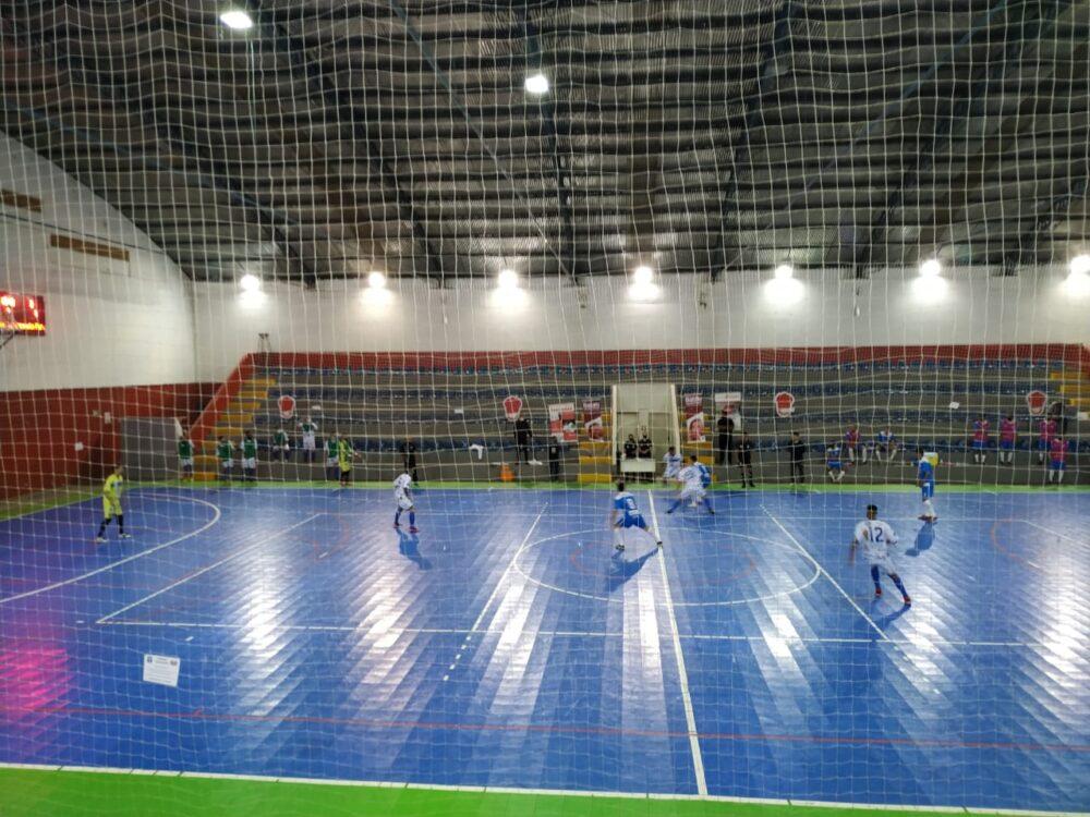 São Mateus Futsal joga neste sábado (5) e tenta reabilitação na Série Bronze após duas derrotas