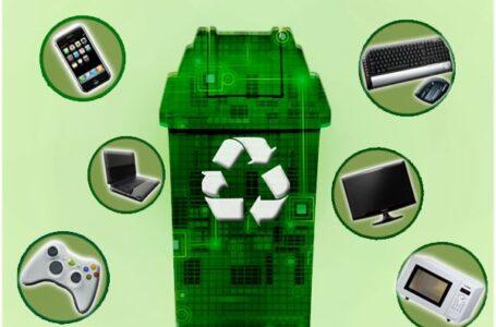 Coleta de Lixo Eletrônico será realizada em São Mateus do Sul
