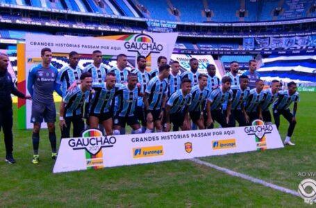 Grêmio empata com Inter na Arena e fatura o tetra do Gauchão