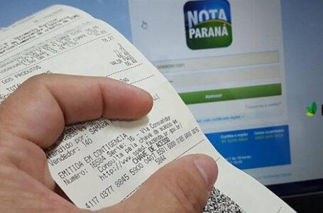 Morador de Rebouças fatura R$ 200 mil no Nota Paraná