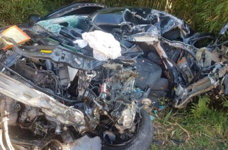 Mais um acidente com vítima fatal é registrado na BR 280, em Mafra