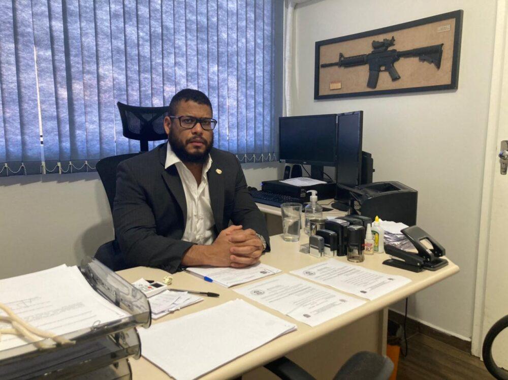 Delegado de São Mateus do Sul está hospitalizado após contrair a covid-19