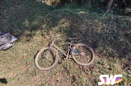 Ciclista é encontrado morto às margens da BR-153 em Mallet