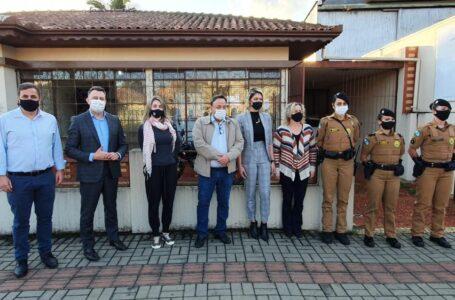 Botão do Pânico contra a violência doméstica entra em operação na terça-feira em União da Vitória
