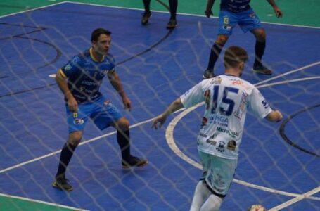 São Mateus Futsal perde para ACAU de União da Vitória por 7 a 3