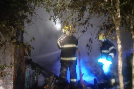 Idosa de 82 anos morre carbonizada em incêndio em Porto União