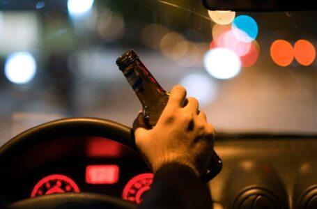 Homem é preso por dirigir embriagado no centro de São Mateus do Sul