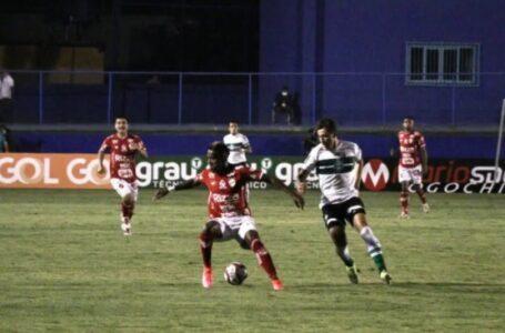 Com gol de Igor Paixão, Coritiba bate o Vila Nova e volta a vencer na Série B